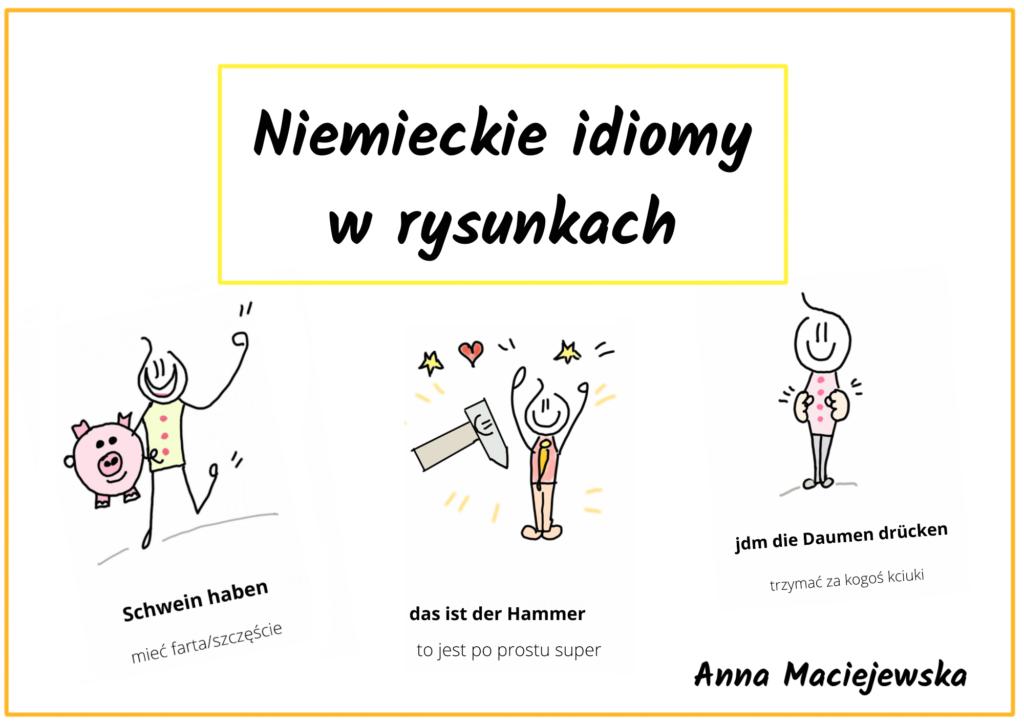 idiomy-w-języku-niemieckim
