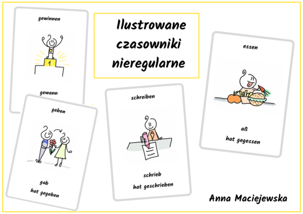niemieckie czasowniki nieregularne