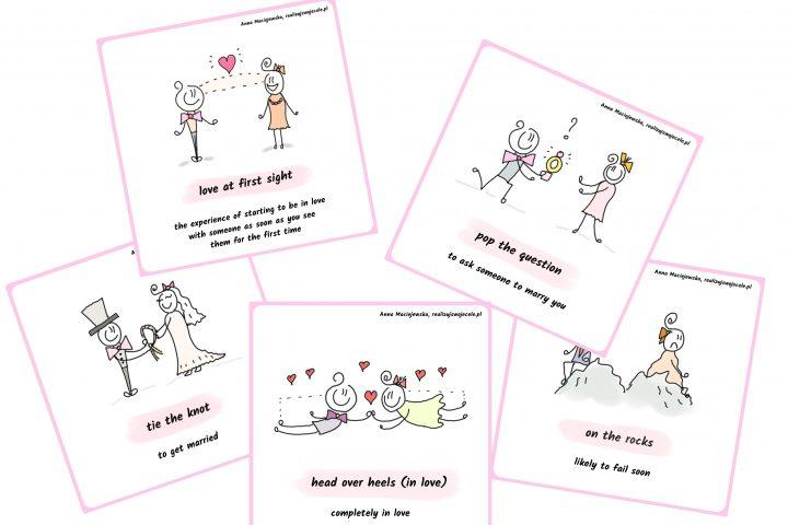 idiomy o miłości po angielsku
